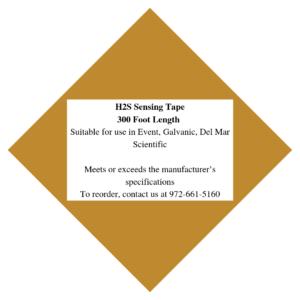 h2s analyzer del mar scientific